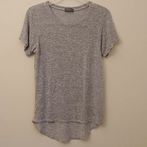 Market and Spruce Stitch Fix Gray Short Sleeve Tee